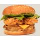 Mega Chicken Fillet Burger
